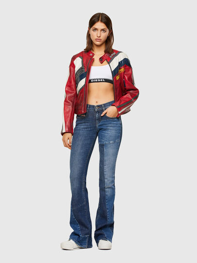 Diesel - D-Ebbey 009NP, Medium blue - Jeans - Image 7
