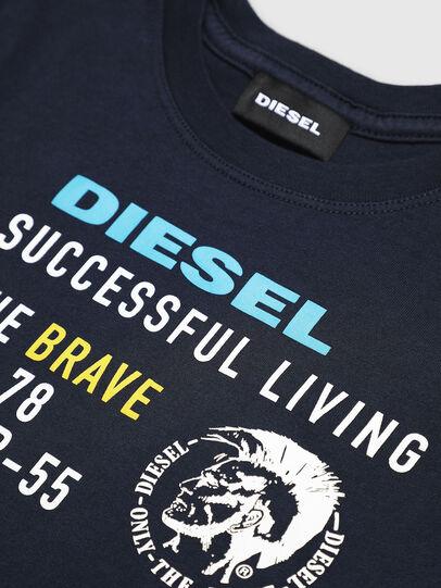 Diesel - TDIEGOXB-R, Dark Blue - T-shirts and Tops - Image 3