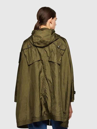 Diesel - G-NEVA, Olive Green - Jackets - Image 2
