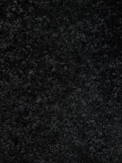 Diesel - L-LEDA, Black - Leather jackets - Image 7
