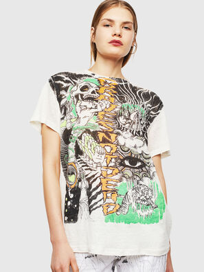T-DARIA-YB, White - T-Shirts