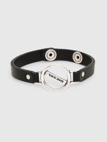 Diesel - A-OUND, Black - Bijoux and Gadgets - Image 1