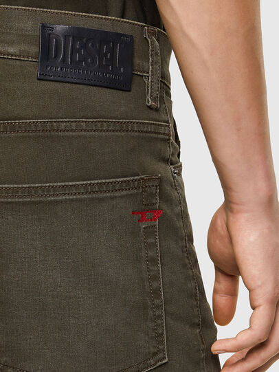 Diesel - D-Fining 0699P, Military Green - Jeans - Image 4