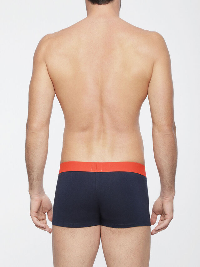 Diesel UMBX-SHAWNTHREEPACK, Blue/Orange - Trunks - Image 3