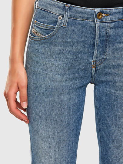 Diesel - Babhila 086AP, Medium blue - Jeans - Image 3