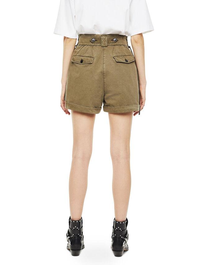 Diesel - SIMONY, Military Green - Shorts - Image 2