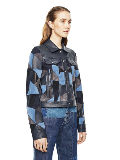 Diesel - LATCHY,  - Leather jackets - Image 6