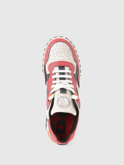 Diesel - S-RUA LOW SK, White/Red - Sneakers - Image 6