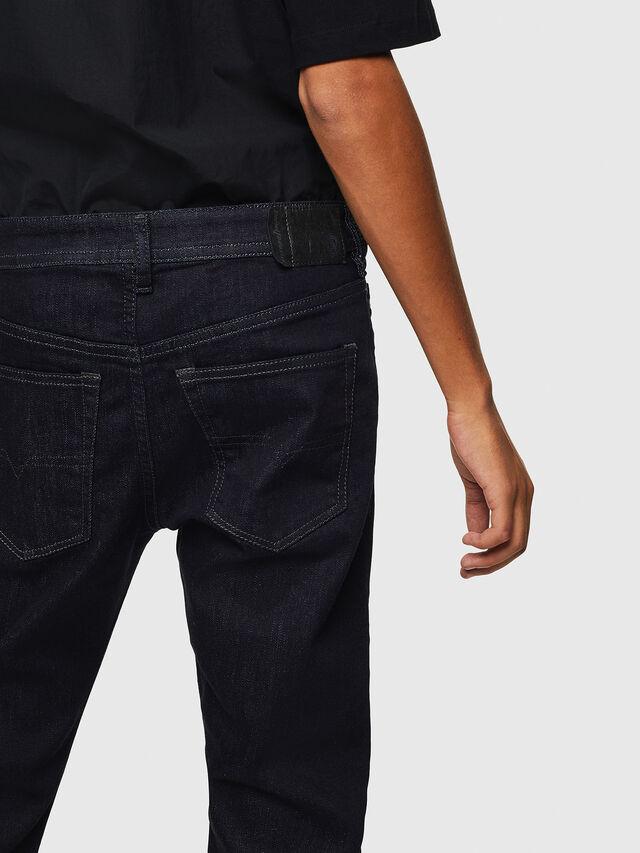 Diesel Buster 0607A, Dark Blue - Jeans - Image 4