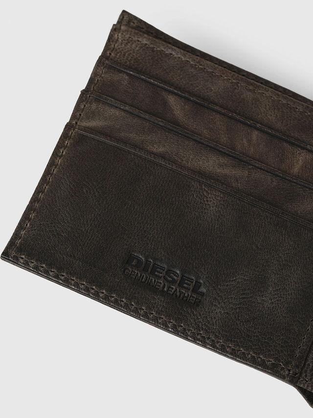 Diesel - HIRESH S, Green/Grey - Small Wallets - Image 4