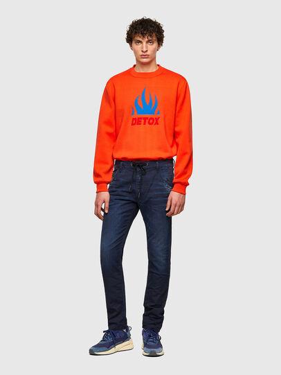 Diesel - Krooley JoggJeans® 069WT, Dark Blue - Jeans - Image 5