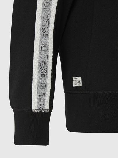 Diesel - UMLT-BRANDON, Black - Sweaters - Image 4