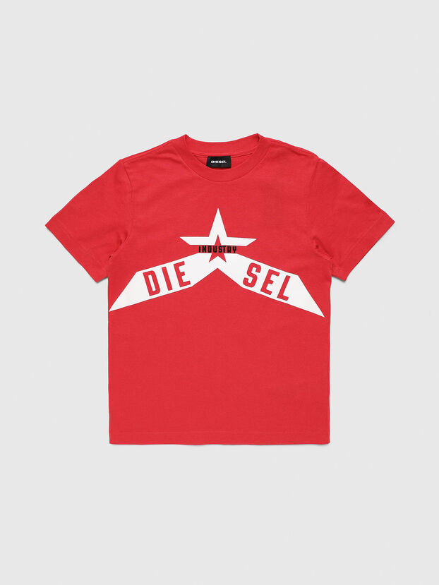 TDIEGOA7, Red - T-shirts and Tops