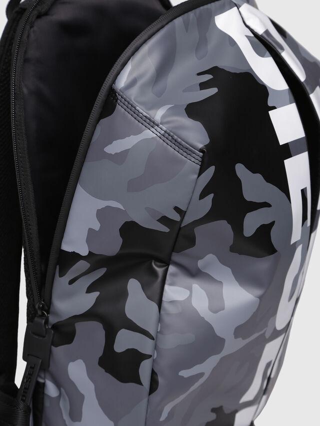 Diesel - F-BOLD BACK, Grey - Backpacks - Image 3