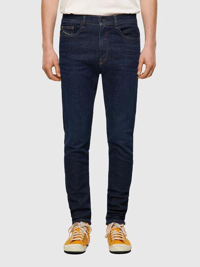 Diesel - D-Amny JoggJeans® Z69VI, Dark Blue - Jeans - Image 1