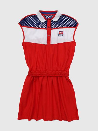 Diesel - DREIA, Red/White - Dresses - Image 1