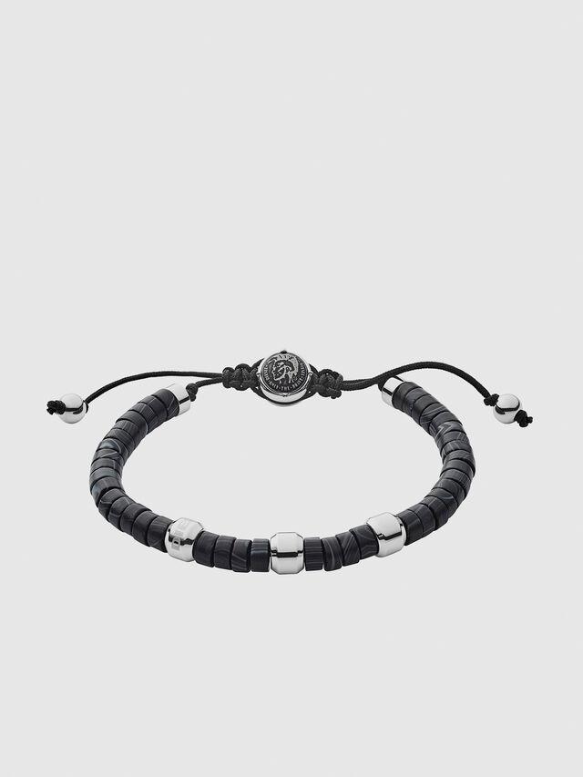 Diesel - DX1121, Black - Bracelets - Image 1