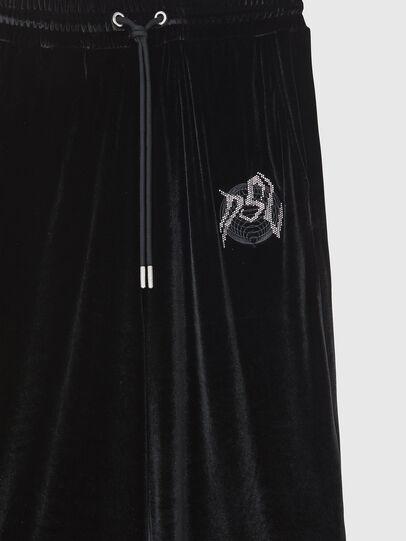 Diesel - P-CHINILLE, Black - Pants - Image 3