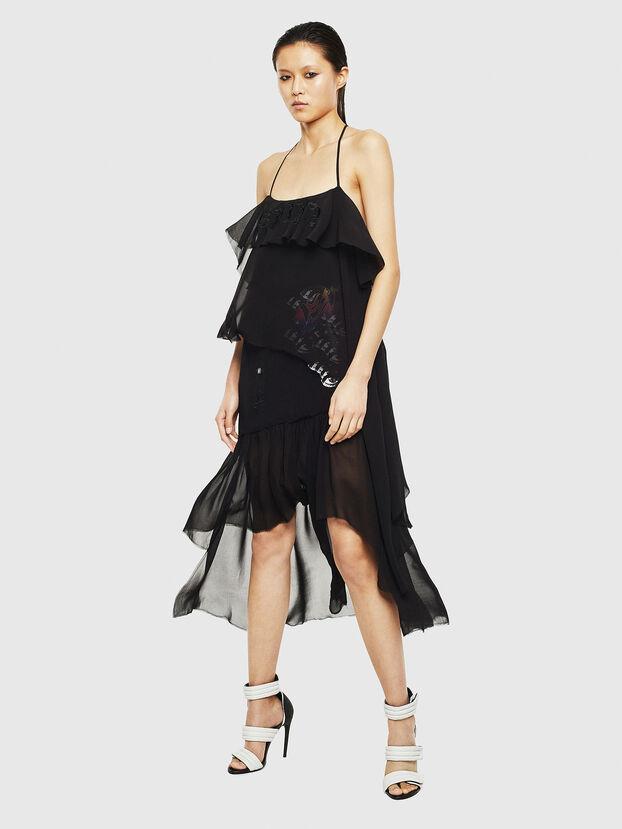 D-FREY, Black - Dresses