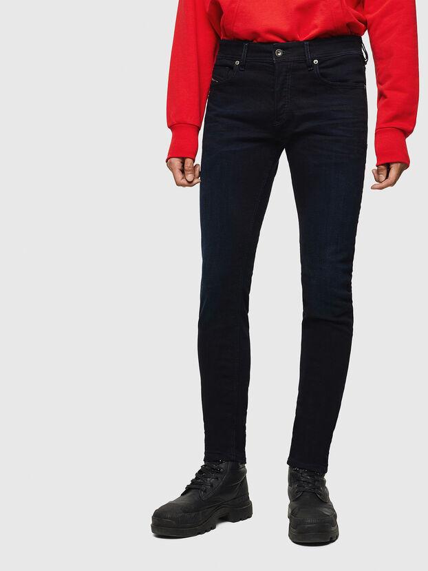 Sleenker 0095X, Dark Blue - Jeans