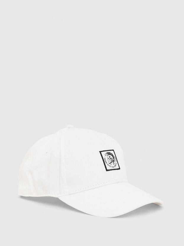 CONDI-MAX, White - Caps, Hats and Gloves
