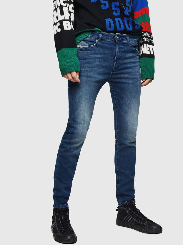 Spender JoggJeans 069HC, Dark Blue - Jeans