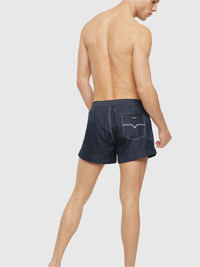 Diesel - BMBX-SANDY 2.017, Blue - Swim shorts - Image 2