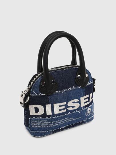 Diesel - PYANIGA S, Blue - Crossbody Bags - Image 5