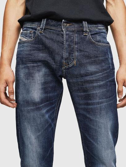 Diesel - Larkee-Beex 083AU, Dark Blue - Jeans - Image 3