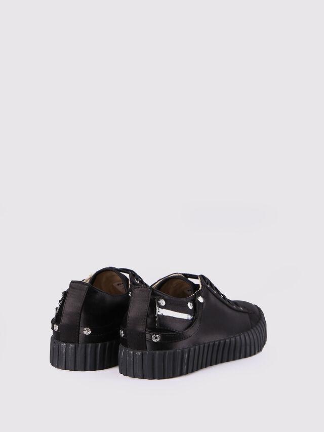 Diesel - S-EXPOSURE CLC W, Black - Sneakers - Image 2