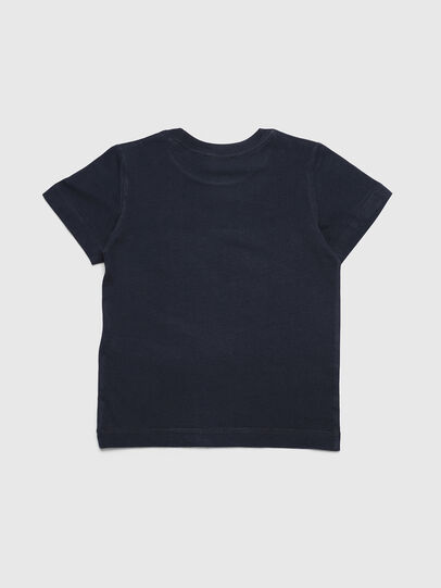 Diesel - TDIEGOXB-R, Dark Blue - T-shirts and Tops - Image 2
