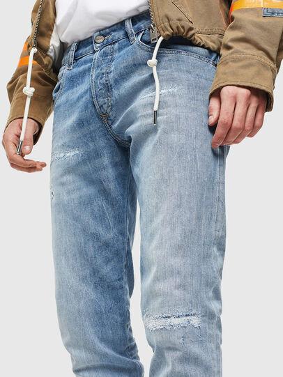 Diesel - D-Bazer 0095V, Light Blue - Jeans - Image 3