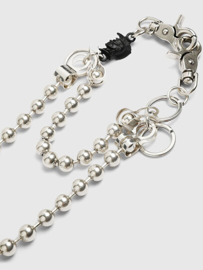Diesel - L-BOL, Silver - Bijoux and Gadgets - Image 2