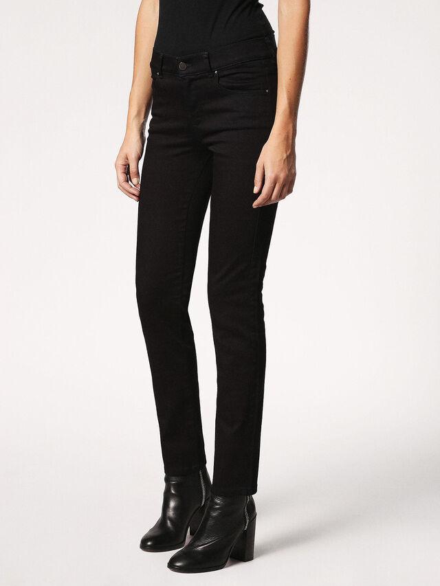 Diesel Sandy 0800R, Black/Dark grey - Jeans - Image 7