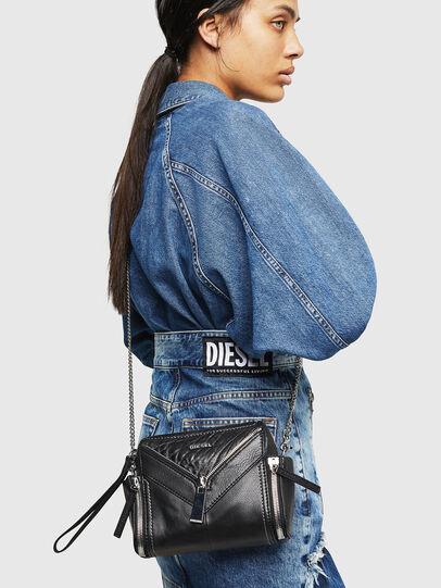 Diesel - LE-BHONNY, Black - Crossbody Bags - Image 6