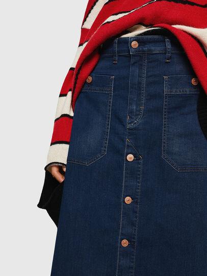 Diesel - D-RHITA JOGGJEANS,  - Skirts - Image 3