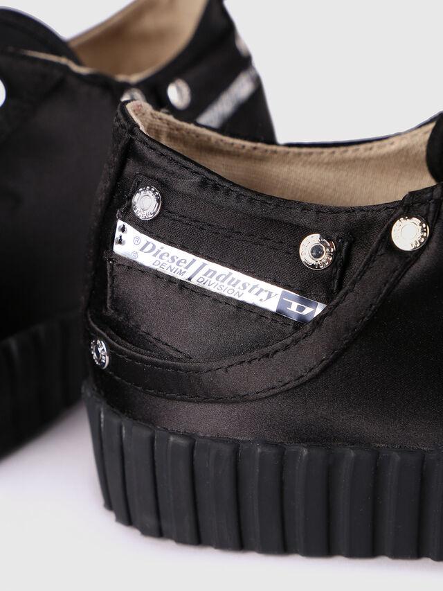 Diesel - S-EXPOSURE CLC W, Black - Sneakers - Image 5