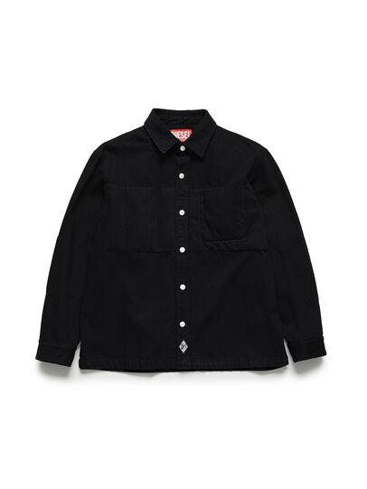 Diesel - GR02-B301,  - Denim Shirts - Image 1