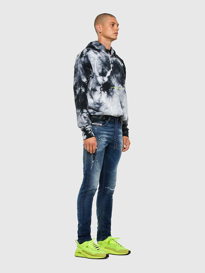 Diesel - Thommer JoggJeans® 069PL, Dark Blue - Jeans - Image 6