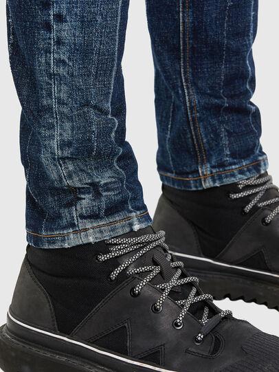 Diesel - D-Vider 0092X, Medium blue - Jeans - Image 7