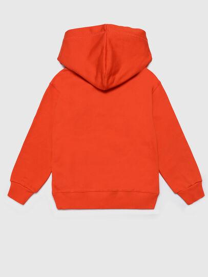 Diesel - SONELGET OVER, Orange - Sweaters - Image 2