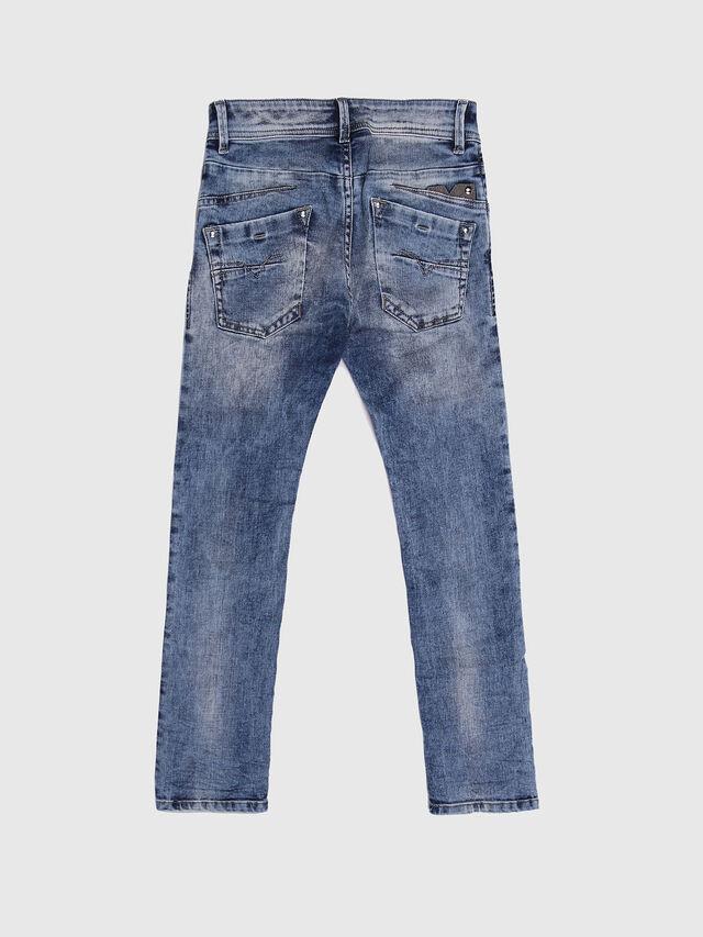 Diesel - DARRON-R-J-N, Light Blue - Jeans - Image 2