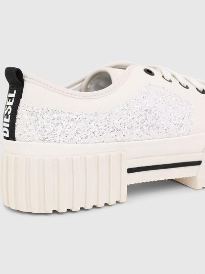 Diesel - S-MERLEY LOW, White - Sneakers - Image 5