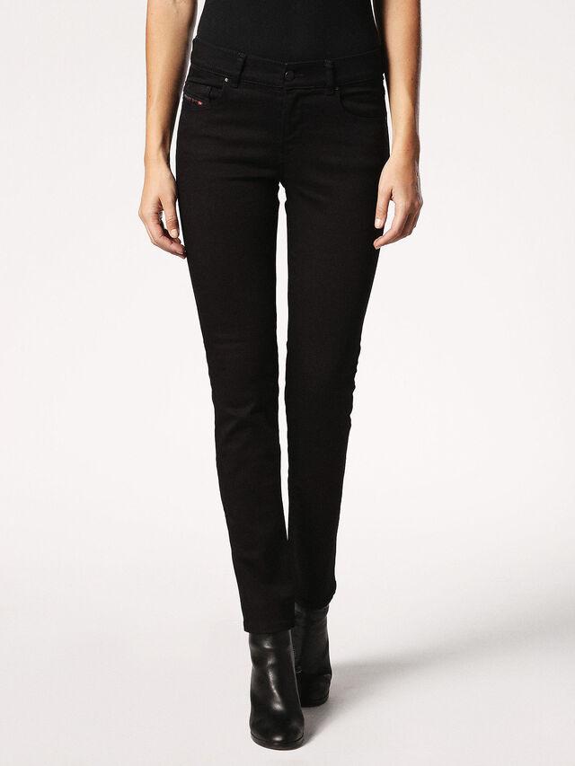 Diesel Sandy 0800R, Black/Dark grey - Jeans - Image 2