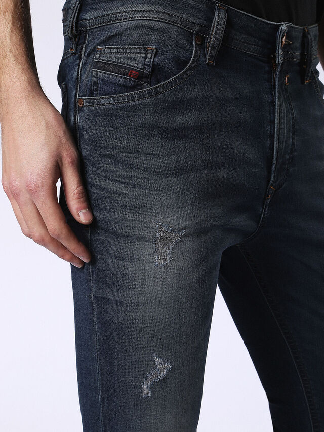 Diesel Spender JoggJeans 0678L, Dark Blue - Jeans - Image 3