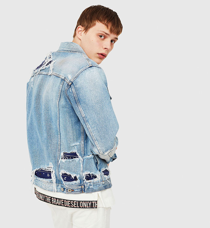 Diesel Sale Man: Jeans, Apparel, Shoes up to 50% off