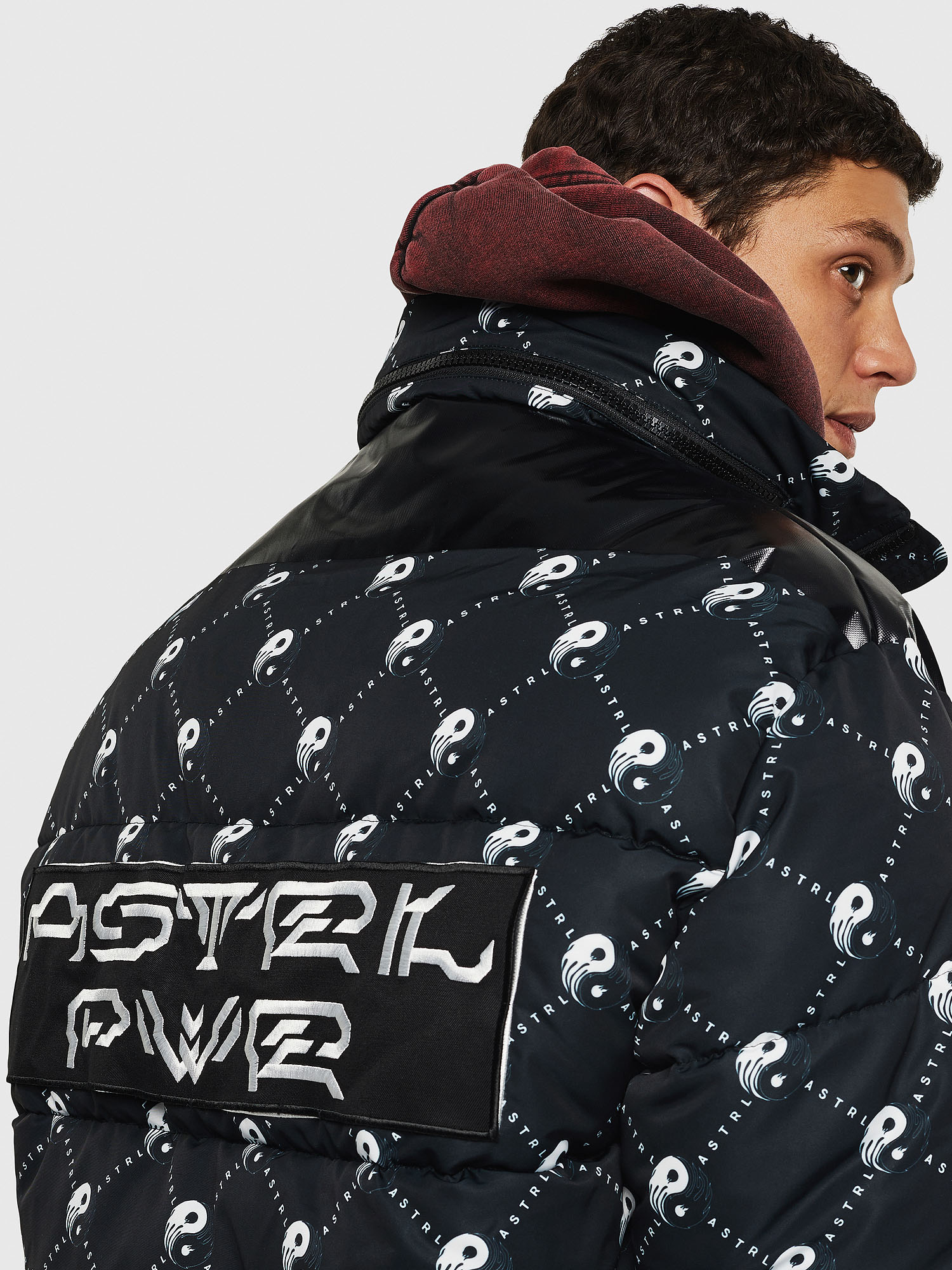 Diesel - W-PIATIG-PEACE,  - Winter Jackets - Image 6
